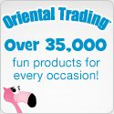 Oriental Trading Co. 35,000 Fun Products